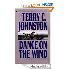 Dance On The Wind Terry C JohnstonCover
