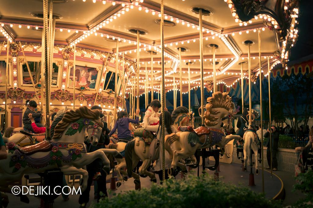 Cinderella Carousel 2