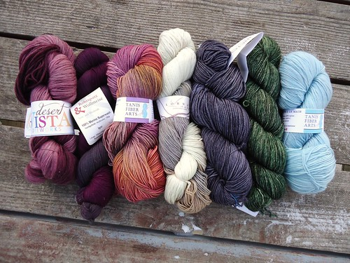Yarn for January