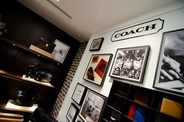 Coach Shopping Jk Iguatemi