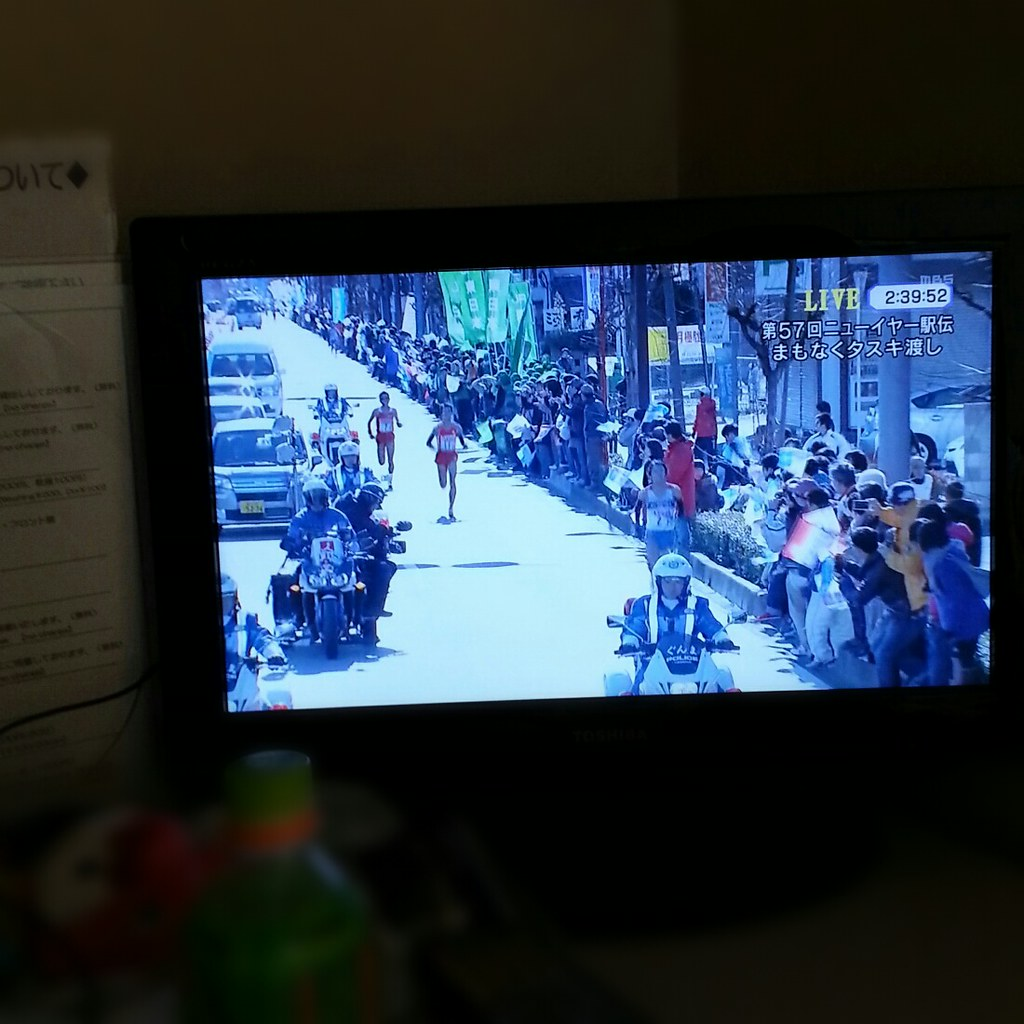 2013 New year Marathon on Snow live on Nippon TV  Not to f