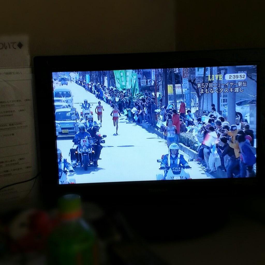 2013 New year Marathon on Snow live on Nippon TV  Not to f