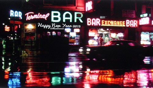 HAPPY NEW YEAR 2013 by Colonel Flick/WilliamBanzai7