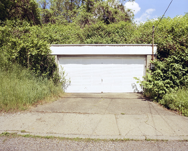 Hillside Garage Mon Valley Series Hazelwood Pittsburgh