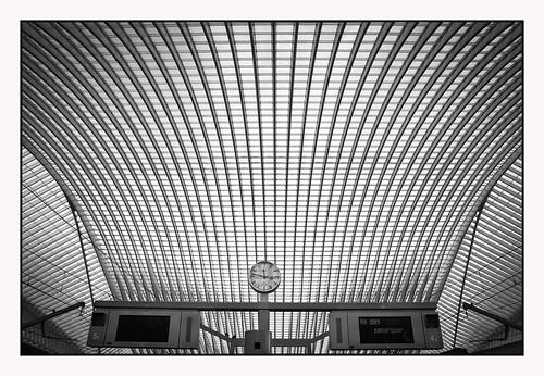 station guillemins luik (3) by hans van egdom