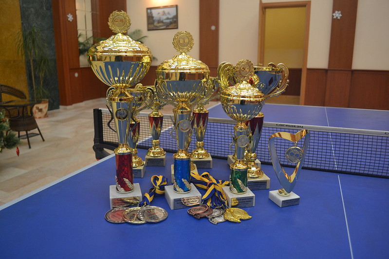 Ping Pong Grand Final at Zfort Group (2012)