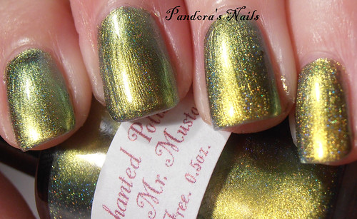 Enchanted Polish Mean Mr Mustard 1