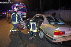 Verkehrsunfall Wiesbadener Landstr. 01.01.13