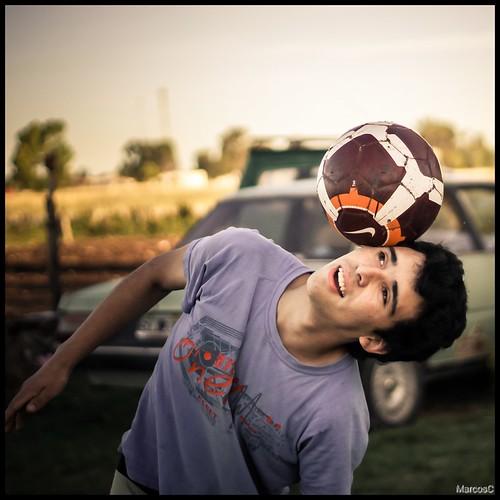 Futbol 9 by MarcosCousseau