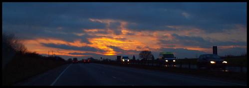 A11 Sunset