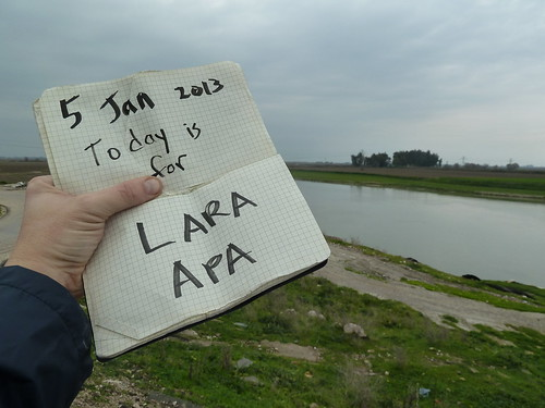 Today is for Lara Apa by mattkrause1969
