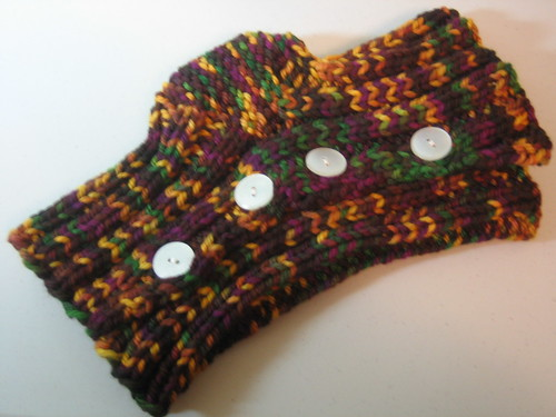 Button On Knee Warmers 2