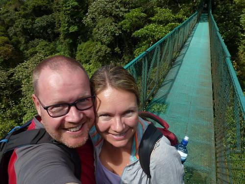 Selvatura Park - hanging bridges -1