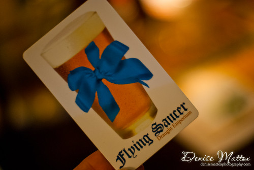 Flying Saucer Gift Card