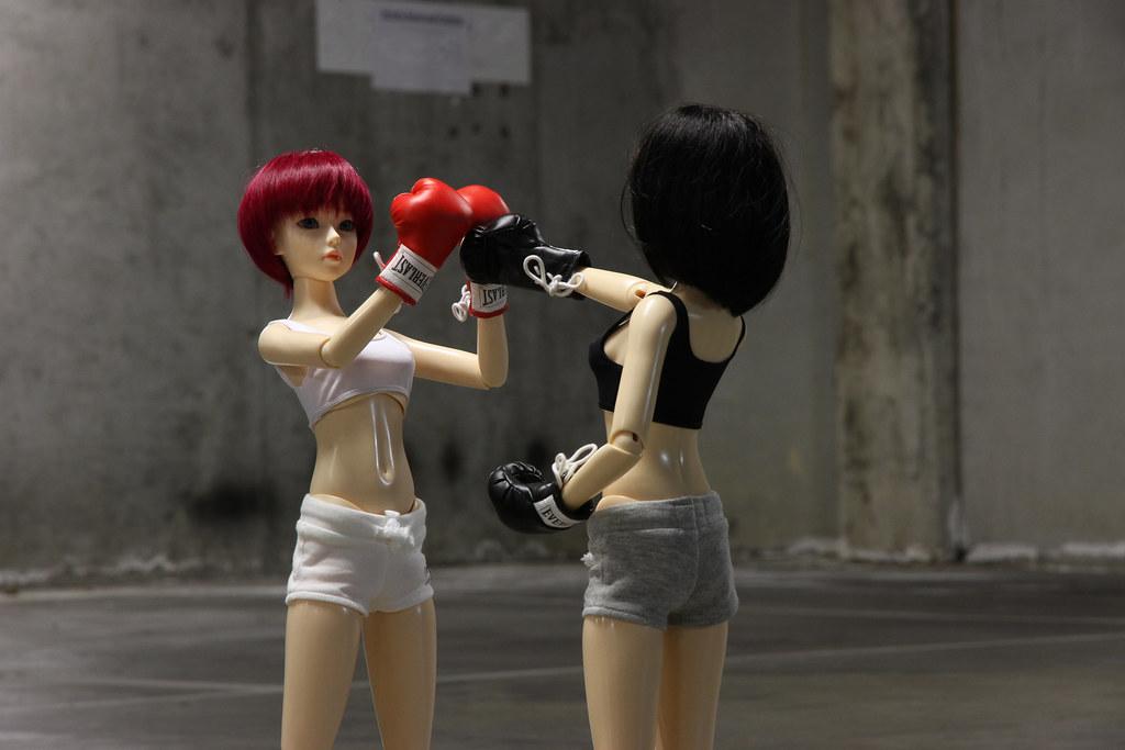 Girl's Fight Club 03