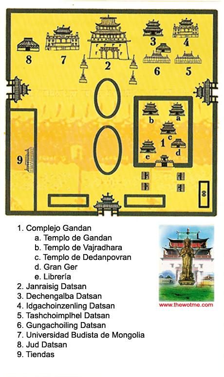 Gandantegchinlen Khiid, el espíritu tibetano de Ulan-bator - 8378219279 483ddb981c b - Gandantegchinlen Khiid, el espíritu tibetano de Ulan-bator