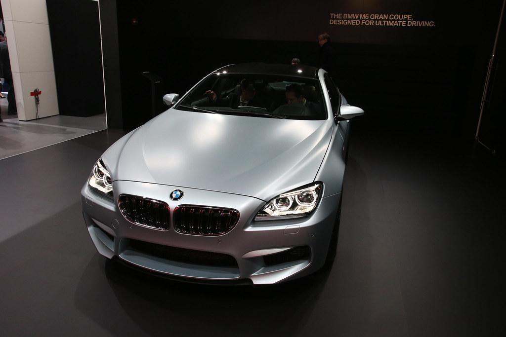 2012 - [BMW] Série 6 / M6 Gran Coupé [F06] - Page 9 8380404959_b38f204b59_b