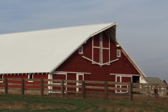 Barns, buildings, abandoned schools, grain elevators and miscellaneous man made structures
