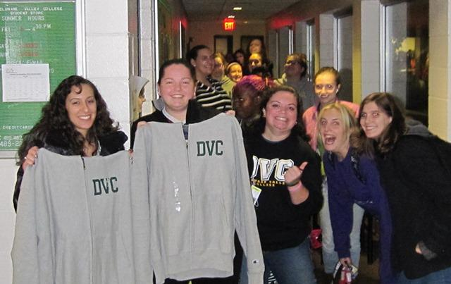 MBS Foreword Online - Del Val Bookstore Midnight Madness