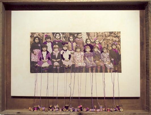 Violeta Textil en el Centro Cultural Recoleta