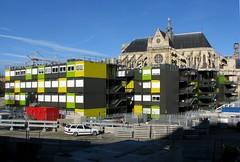 Paris 2012: Les Halles