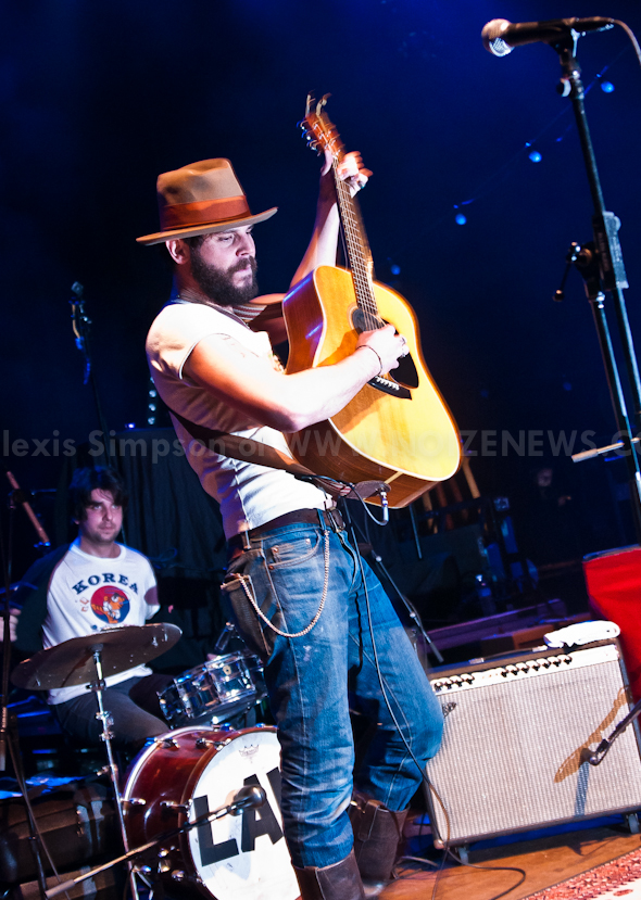 Langhorne Slim @ Royal Oak Music Theatre