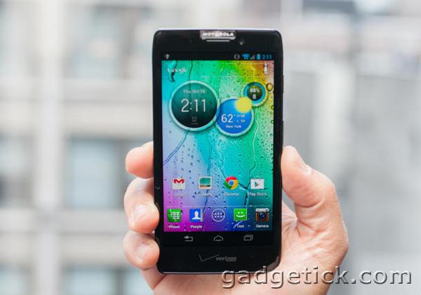 смартфон Motorola Droid Razr Maxx HD