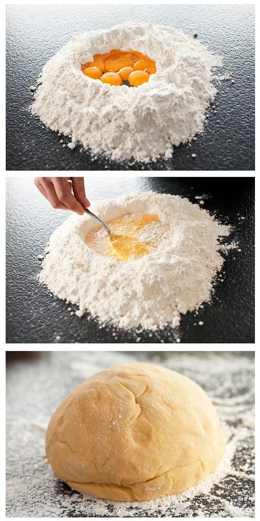 Elaboració pasta fresca 1