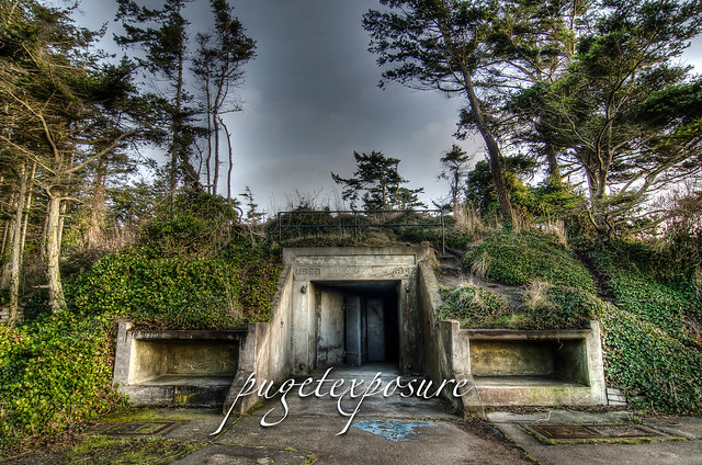 Fort Ebey Armory Bunker