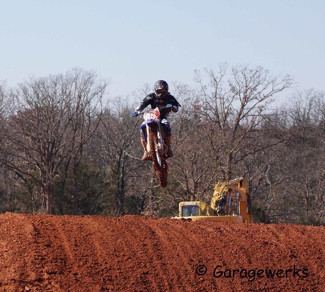 Reynard Raceway, January 2013