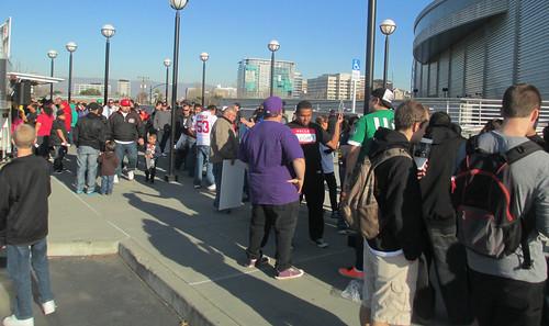 Outside Raw
