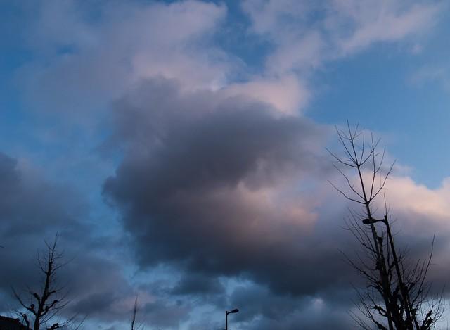 2013-01-22の空