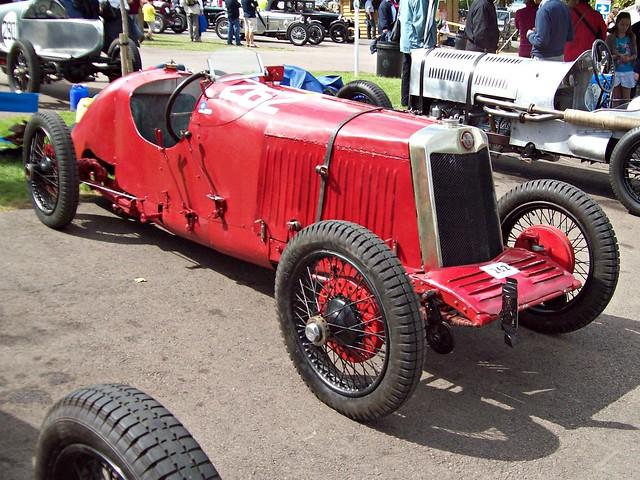 453 Lea Francis Lobster replica (1926)