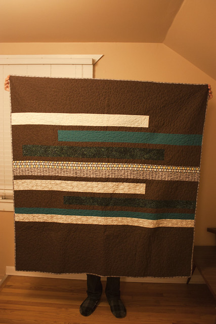 Quilt for Hannah