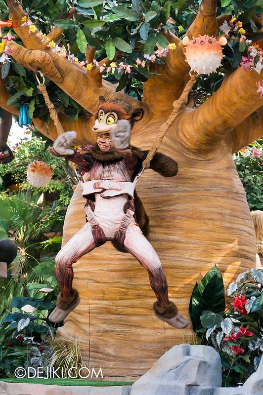 Hollywood Dreams Parade - Madagascar 3
