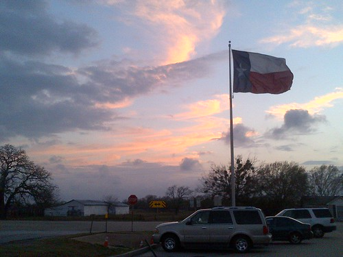 texas sunset By Karlakp