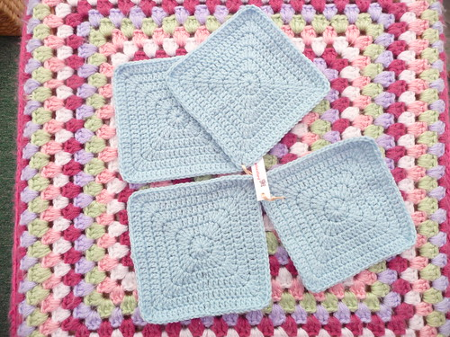 Squares for our SIBOL Stash.