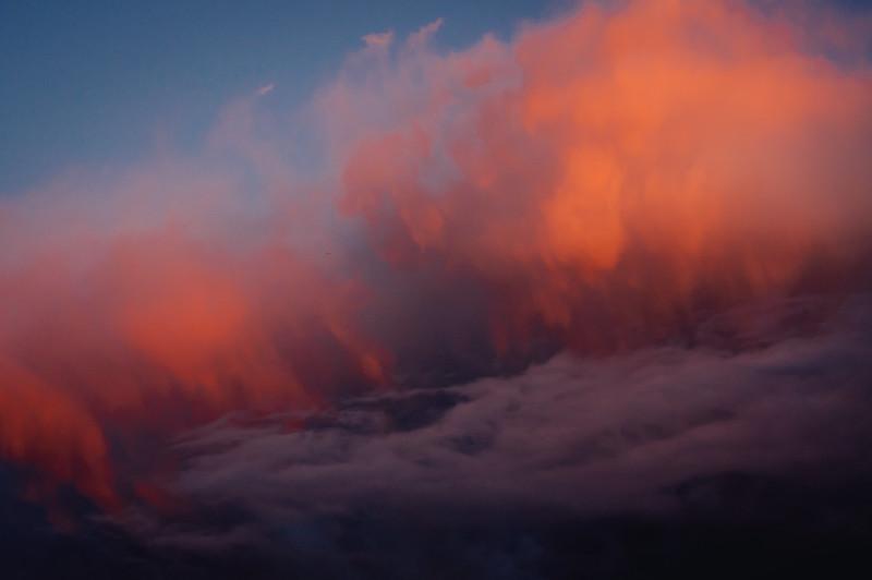 彩雲の国。