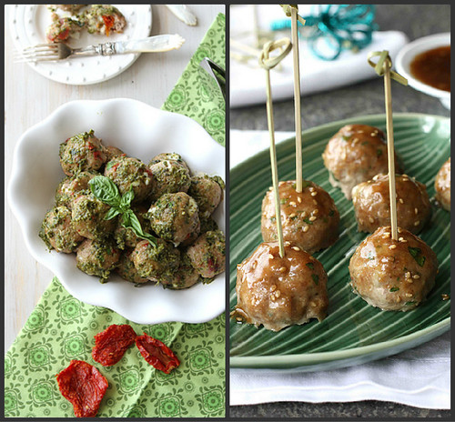 Meatball Recipes by Cookin' Canuck