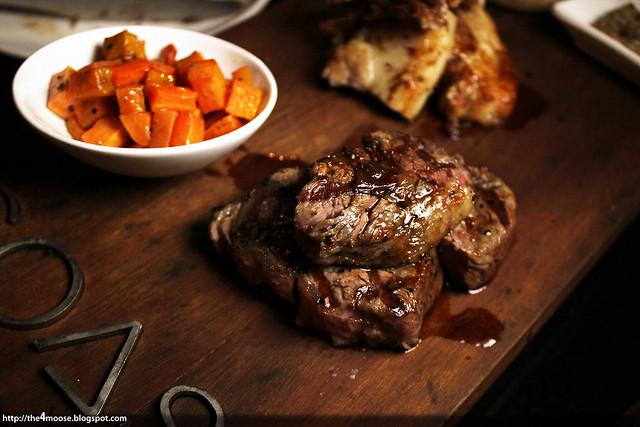 1 TwentySix - Grilled Beef of Rib Eye