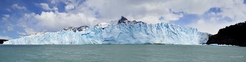 Patagonia: Parque Nacional de los Glaciares (Panorámica Glaciar Perito Moreno)