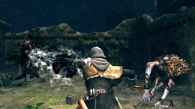 Namco PSN Sale: Dark Souls DLC