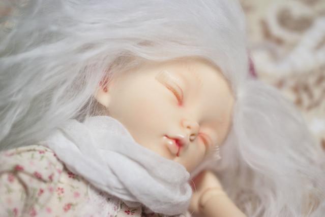 A Doll a day - Saturday - Sleepy