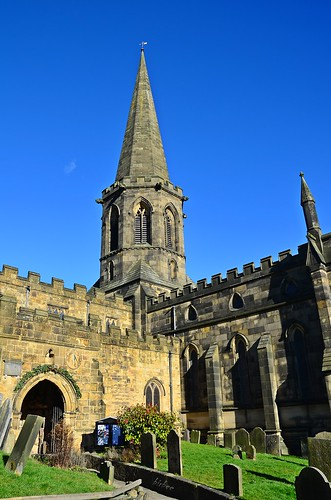 Bakewell Church 5 by birbee