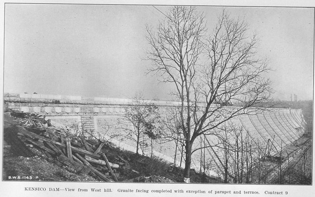 Report 1915 Dam Front