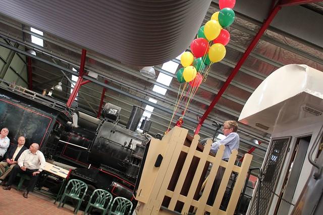 video national railway union celebrations
