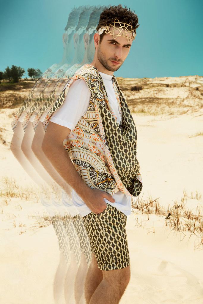 Hexoplexo ― Geometric Desert 2013