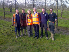 OP at Weston Cider Feb2013