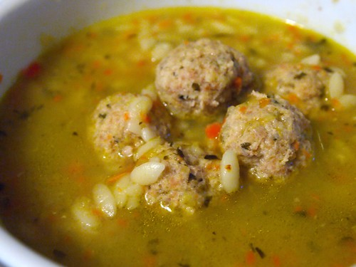Recipes in Rotation: Italian Wedding Soup - 1