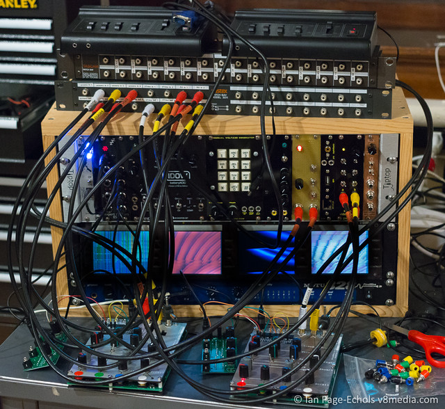 Visuals Hardware Setup